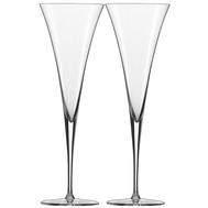 Бокалы для шампанского Zwiesel 1872 Enoteca, 245мл - 2шт - арт.111 267-2, фото 1