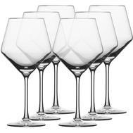 Бокалы для красного вина Schott Zwiesel Pure 692мл - 6шт - арт.112 421-6, фото 1