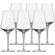 Набор бокалов для вина Schott Zwiesel Fine, 370мл - 6шт - арт.113 758-6, фото 1