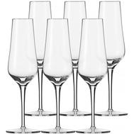 Набор бокалов для шампанского Schott Zwiesel Fine, 235мл - 6шт - арт.113 761-6, фото 1