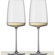 Бокалы для белого вина Zwiesel 1872 Simplify, 382мл - 2шт - арт.119928-2, фото 1