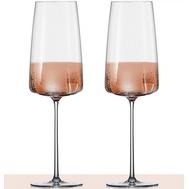 Набор бокалов для шампанского Zwiesel 1872 Simplify, 407мл - 2шт - арт.119930-2, фото 1