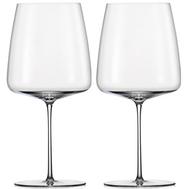 Набор бокалов для красного вина Zwiesel 1872 Simplify, 740мл - 2шт - арт.119934-2, фото 1
