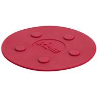 Силиконовая магнитная подставка под горячее Lodge, 18см, красная - арт.ASLMT41, фото 1