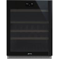 Винный холодильник Smeg, встраиваемый, 60см - арт.CVI638LWN2, фото 1