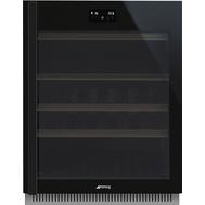Винный шкаф Smeg, встраиваемый, 60см - арт.CVI638RWN2, фото 1