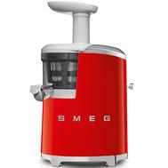 Шнековая соковыжималка Smeg, красная - арт.SJF01RDEU, фото 1