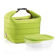 Guzzini Набор термосумка+контейнер Handy малый зеленый - арт.3295084, фото 1