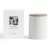 Skandinavisk Свеча ароматическая ROSENHAVE с крышкой, керамика, 300 г - арт.SK1423, фото 1