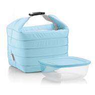 Guzzini Набор термосумка+контейнер Handy малый голубой - арт.32950134, фото 1