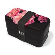Monbento Ланч-бокс MB Original Flower mood black - арт.1200 42 125, фото 1