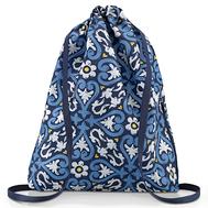 Reisenthel Рюкзак складной Mini maxi sacpack floral 1 - арт.AU4067, фото 1