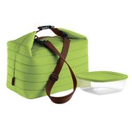 Guzzini Набор термосумка+контейнер Handy большой зелёный - арт.3290384, фото 1