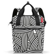 Reisenthel Рюкзак Allrounder R zebra - арт.JR1032, фото 1