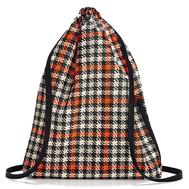 Reisenthel Рюкзак складной Mini maxi sacpack glencheck red - арт.AU3068, фото 1