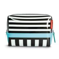 Remember Косметичка Remember, Black stripes, маленькая - арт.wb12, фото 1