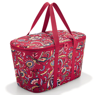 Reisenthel Термосумка Coolerbag paisley ruby - арт.UH3067, фото 1