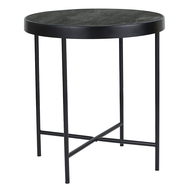 Berg Столик кофейный Benigni, черный, 42,5х46 см - арт.AK-RT013, фото 1