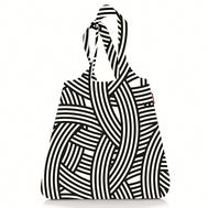 Reisenthel Сумка складная Mini maxi shopper zebra - арт.AT1032, фото 1