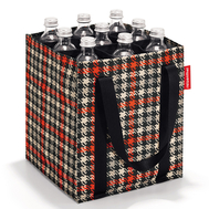 Reisenthel Сумка-органайзер для бутылок Bottlebag glencheck red - арт.ZJ3068, фото 1