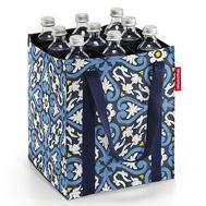 Reisenthel Сумка-органайзер для бутылок Bottlebag floral 1 - арт.ZJ4067, фото 1