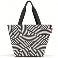 Reisenthel Сумка Shopper M zebra - арт.ZS1032, фото 1