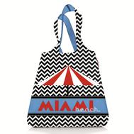 Reisenthel Сумка складная Mini maxi shopper Miami - арт.AT0031M, фото 1