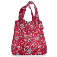 Reisenthel Сумка складная Mini maxi shopper paisley ruby - арт.AT3067, фото 1