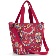 Reisenthel Сумка Shopper XS paisley ruby - арт.ZR3067, фото 1