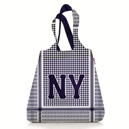 Reisenthel Сумка складная Mini maxi shopper New York - арт.AT0031N, фото 1