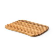 Разделочная доска для хлеба Continenta, оливковое дерево 370*250*16 мм - арт.013.040701.035, фото 1