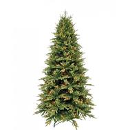 Triumph Tree Искусственная елка Королевская Стройная 185см 176 ламп зеленая - арт.72060, фото 1