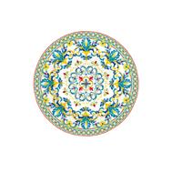 Easy Life (R2S) Тарелка закусочная Средиземноморье 19см, фарфор - арт.EL-R0944_MEBL, фото 1