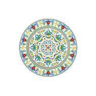 Easy Life (R2S) Тарелка обеденная Средиземноморье 26.5см, фарфор - арт.EL-R0942_MEBL, фото 1