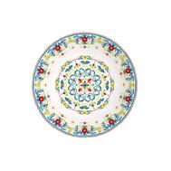 Easy Life (R2S) Тарелка суповая Средиземноморье 20.5см, фарфор - арт.EL-R0914_MEBL, фото 1