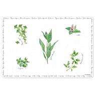 Easy Life (R2S) Салфетка под горячее Herbarium 45х30 см, пластик - арт.EL-R0550_HERU, фото 1