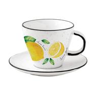 Easy Life (R2S) Чашка с блюдцем Amalfi 0.25л, фарфор - арт.EL-R2204_AMAL, фото 1