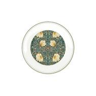 Easy Life (R2S) Тарелка закусочная (темно-зелёный) Уильям Моррис 19см, фарфор - арт.EL-R0944_WILB, фото 1