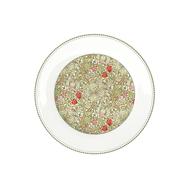Easy Life (R2S) Тарелка обеденная (зелёный) Уильям Моррис 26.5см, фарфор - арт.EL-R0942_WILG, фото 1