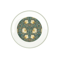 Easy Life (R2S) Тарелка обеденная (темно-зелёный) Уильям Моррис 26.5см, фарфор - арт.EL-R0942_WILB, фото 1