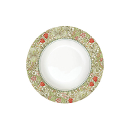 Easy Life (R2S) Тарелка суповая (зелёный) Уильям Моррис 21.5см, фарфор - арт.EL-R0943_WILG, фото 1