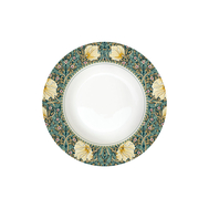 Easy Life (R2S) Тарелка суповая (темно-зелёный) Уильям Моррис 21.5см, фарфор - арт.EL-R0943_WILB, фото 1