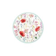 Easy Life (R2S) Тарелка закусочная Красные маки 19см, фарфор - арт.EL-R0944_COQU, фото 1