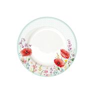 Easy Life (R2S) Тарелка обеденная Красные маки 26.5см, фарфор - арт.EL-R0942_COQU, фото 1