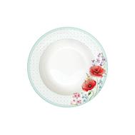 Easy Life (R2S) Тарелка суповая Красные маки 21.5см, фарфор - арт.EL-R0943_COQU, фото 1