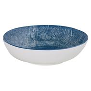Easy Life (R2S) Тарелка суповая (синий) Бриз 20.5см, фарфор - арт.EL-R2401_BRZE, фото 1