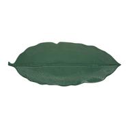 Easy Life (R2S) Блюдо-листок сервировочное (зелёный) Мадагаскар 39х16см, фарфор - арт.EL-R2050_LEGR, фото 1