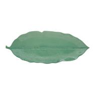 Easy Life (R2S) Блюдо-листок сервировочное (св.зелёный) Мадагаскар 39х16см, фарфор - арт.EL-R2050_LELG, фото 1