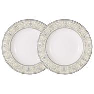 Colombo Набор из 2-х суповых тарелок Жозефина 23.5см, костяной фарфор - арт.C2-SP_2-K7953, фото 1