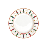 Easy Life (R2S) Тарелка обеденная Щелкунчик 26.5см, фарфор - арт.EL-R0942_NUTC, фото 1